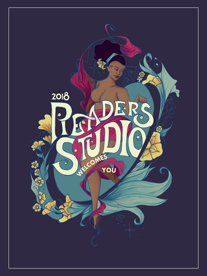 The 2018 Readers Studio Welcomes You!
