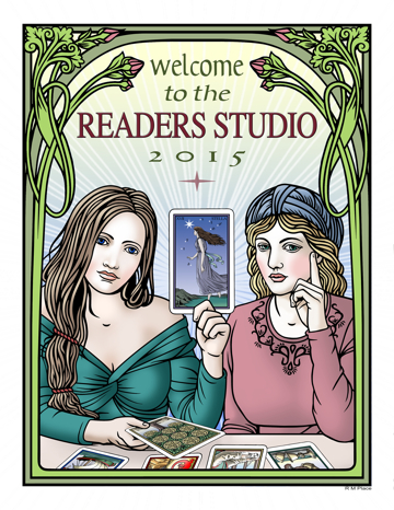 Join us at the 2015 Readers Studio!  http://ReadersStudio.com