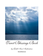 Tarot Blessings Book cover