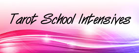 Tarot School Intensives banner
