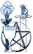 The Tarot School Logo