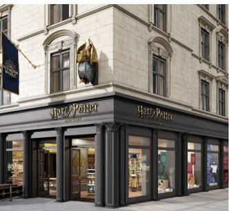Harry Potter Store - New York City
