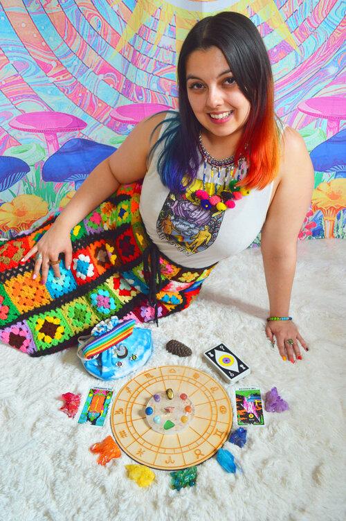 Rainbow Liz