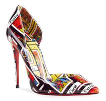 Tarot Shoe by Christian Louboutin